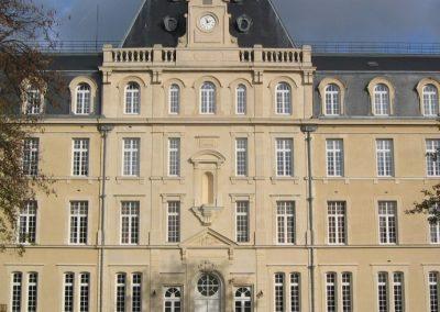Lycée Jean Jaurès – Maintenance