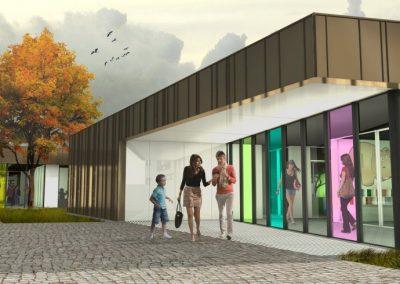 Bâtiments scolaires – Bazancourt