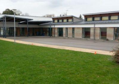 Pôle scolaire Suippes des Marais